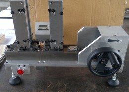 industria meccanica previdi srl fixed manual lamination stacking machine eco