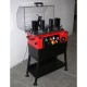 industria meccanica previdi srl automatic adjustable lamination stacking machine imp 10/42
